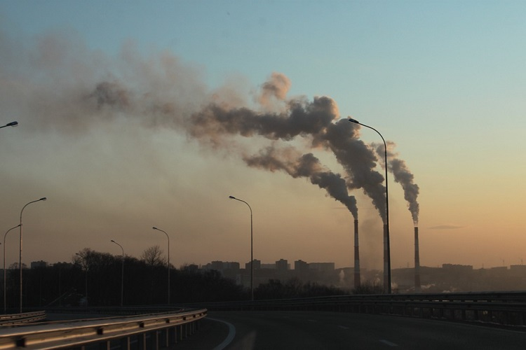 China's greenhouse gas emissions up 50% during 2005-2014
