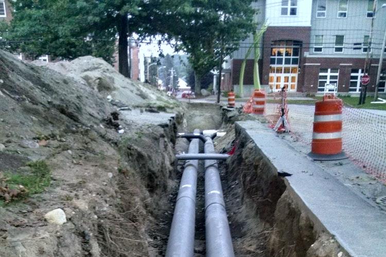 GAIL's underground pipeline damaged in Bengaluru