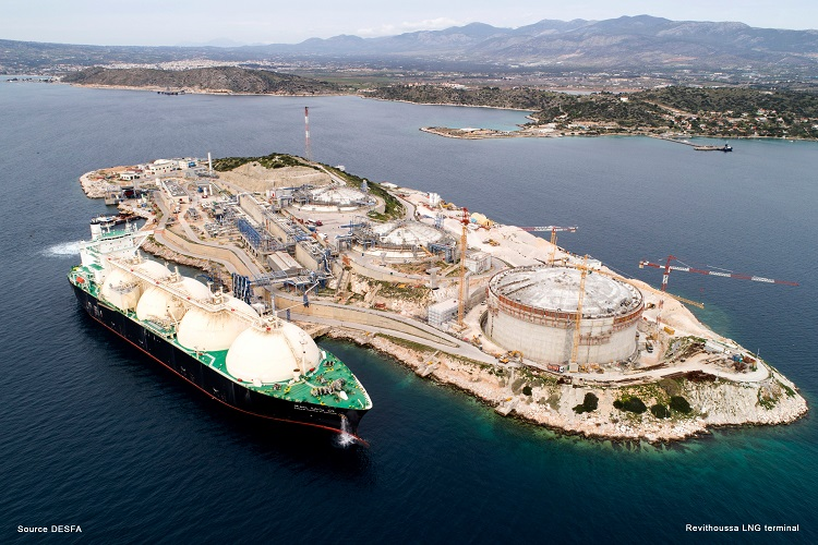 Shannon LNG chooses New Fortress Energy