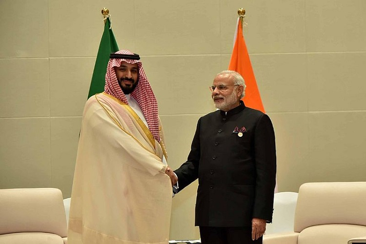 Looking at India as a rising economic power: Saudi FM