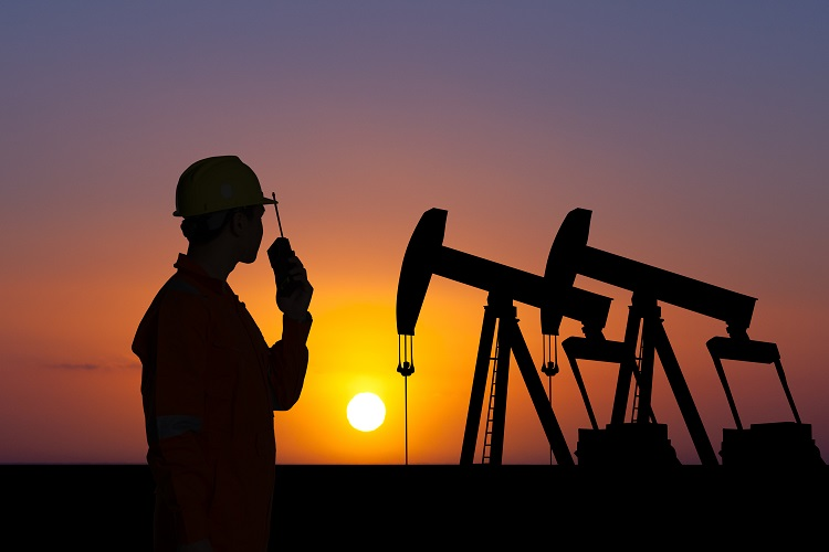 Oil prices slip over weak Chinese economic data