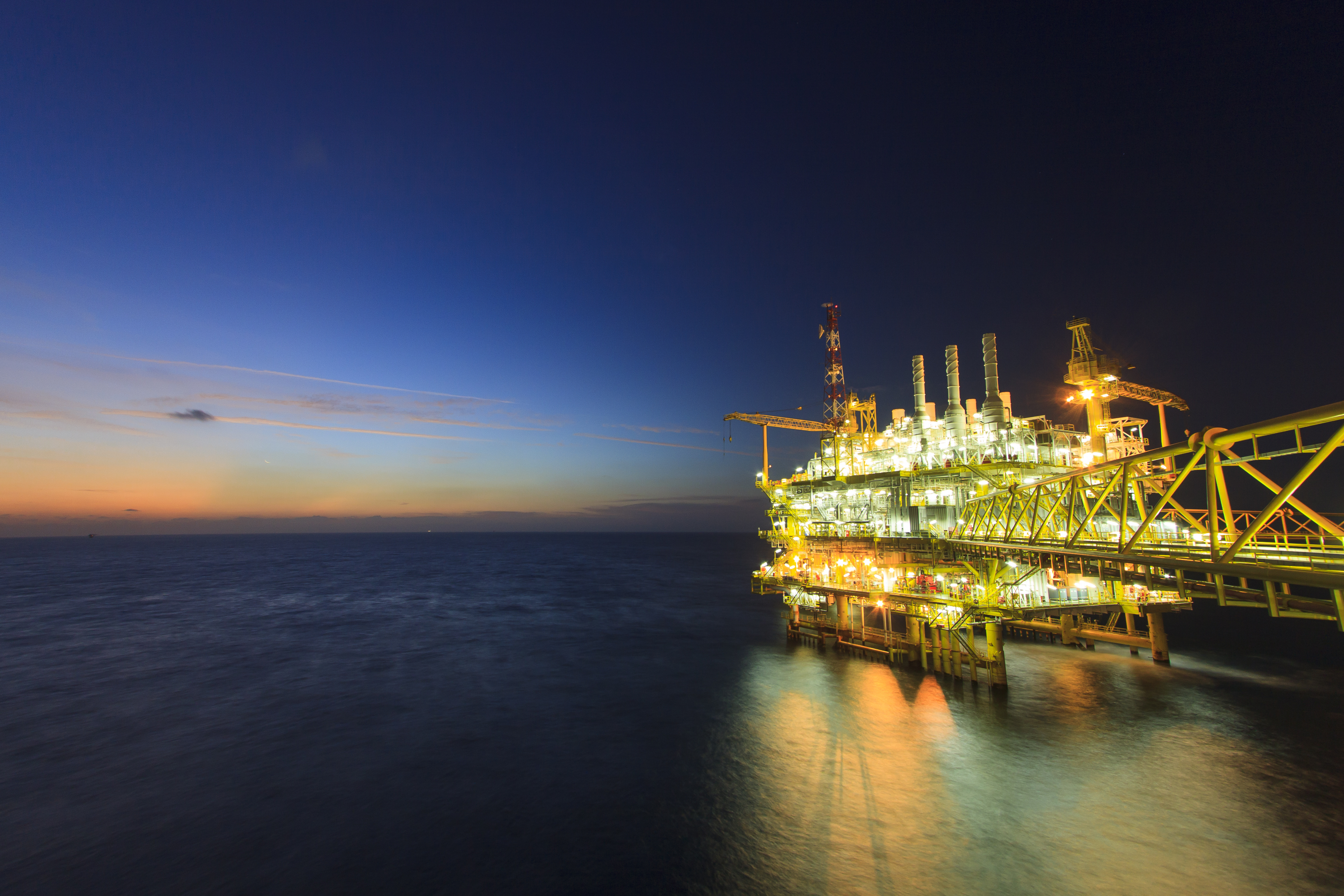 Equinor's $5.2b Deepwater oil project