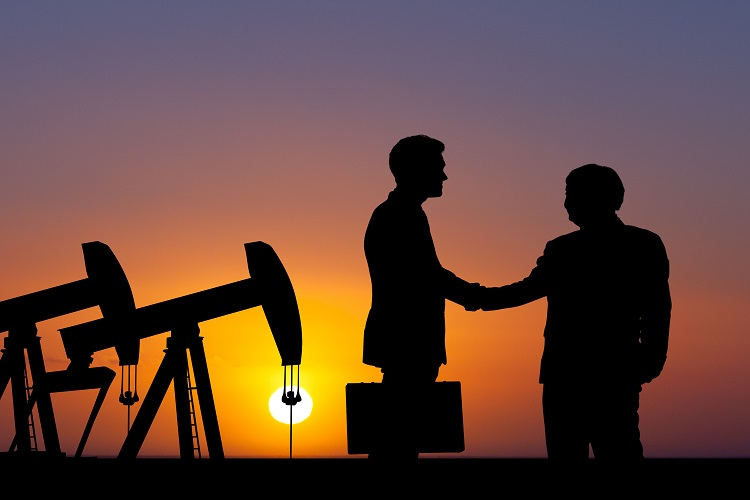 Ratio Oil to sign a long- awaited deal