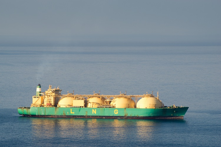 CNOOC resells floating LNG cargo to Japan