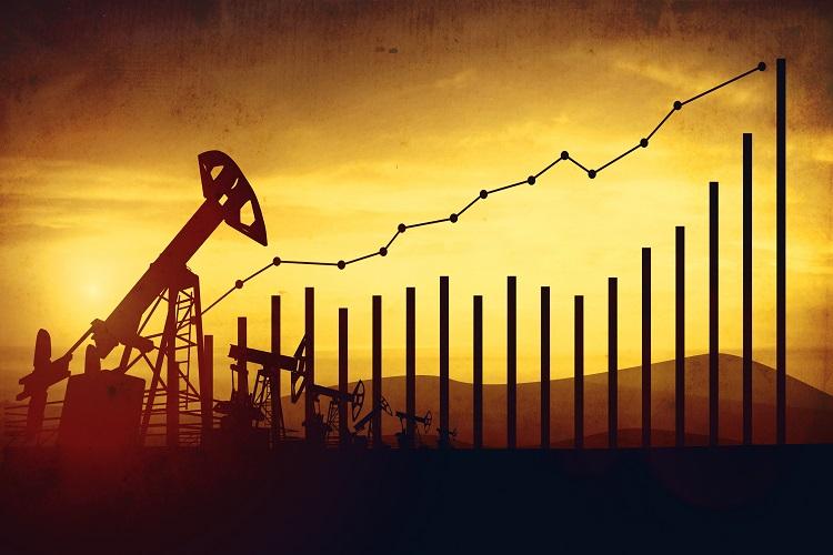 Oil prices rise