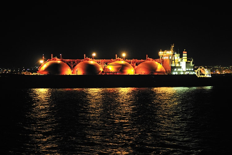 First Russian LNG cargo ships to India