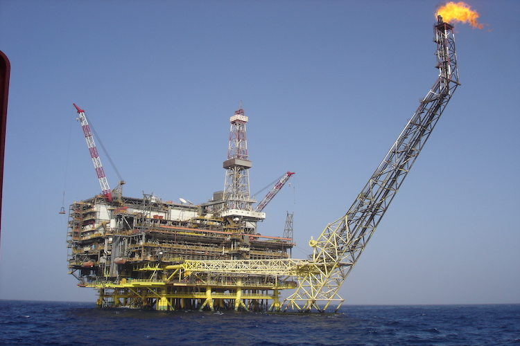 The HSE investigates a major gas leak from Alba Northern Platform