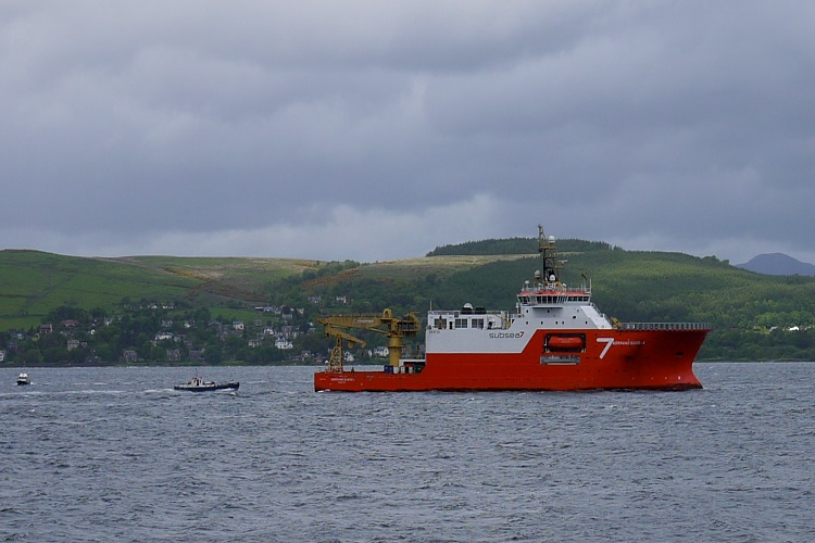 Subsea 7 receives contract extension in North Sea