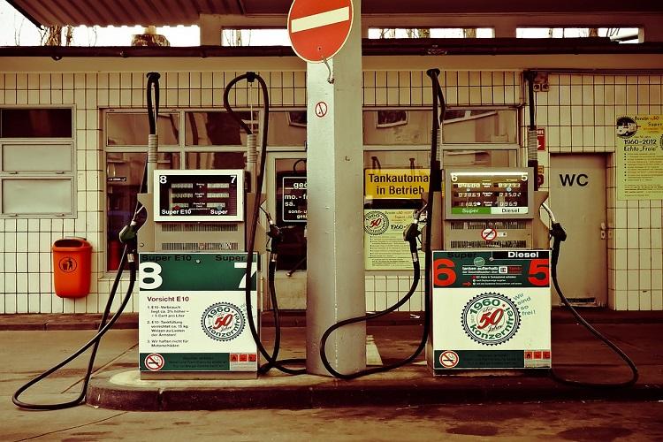 Slump in Brent Oil prices