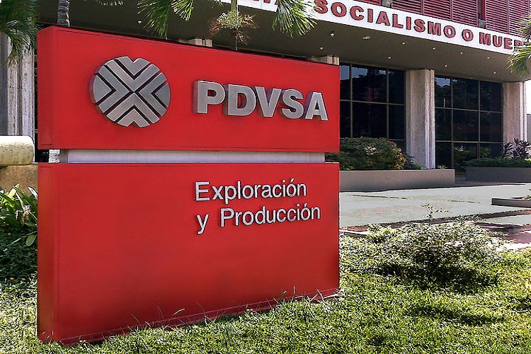 PDVSA makes a partial payment to ONGC