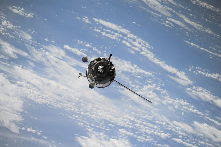 British satellite to monitor oil spill