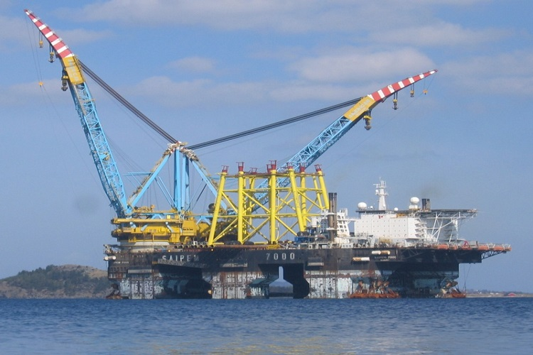Saipem 7000 to be upgraded