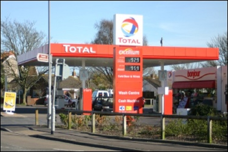 Total's subsidiary exceeds production expectations