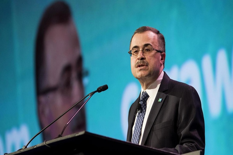 Saudi Aramco CEO at CERAWeek Conference-Oil will maintain its key role