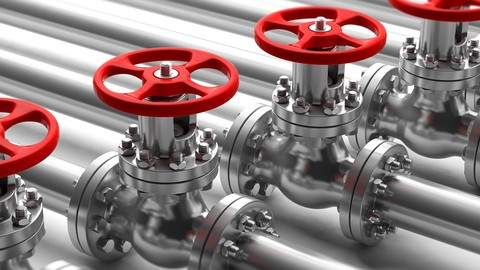 Control Valve Basics (Engineering, Oil and Gas Industry)